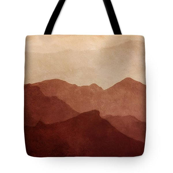 Death Valley Tote Bag