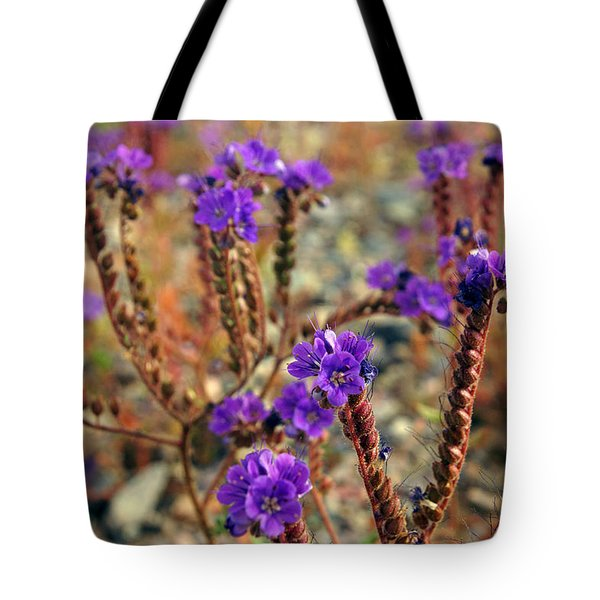 Death Valley Superbloom 106 Tote Bag