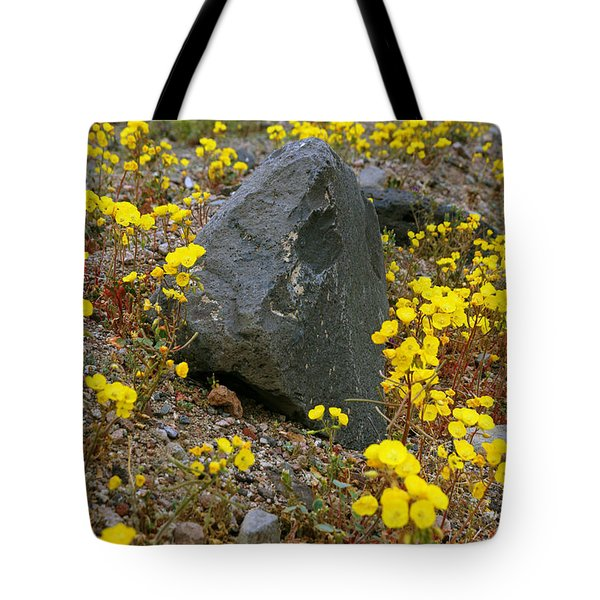 Death Valley Superbloom 406 Tote Bag