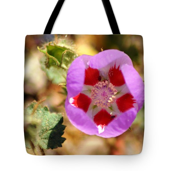 Death Valley Superbloom 504 Tote Bag by Daniel Woodrum