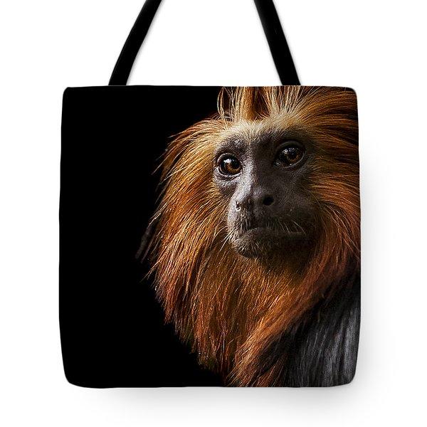 Debonair Tote Bag