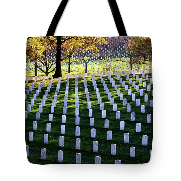 Debt Of Gratitude Tote Bag by Mitch Cat