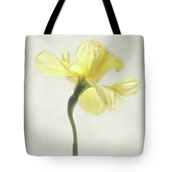 Decadent Daffodil Tote Bag