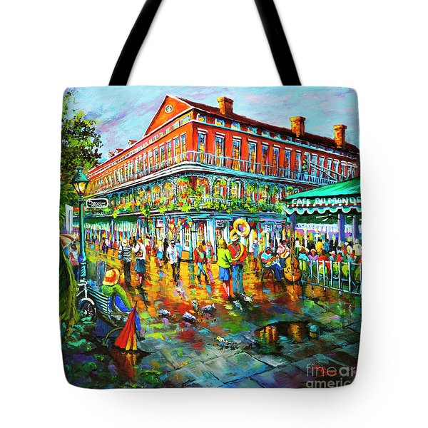 Decatur Evening Tote Bag