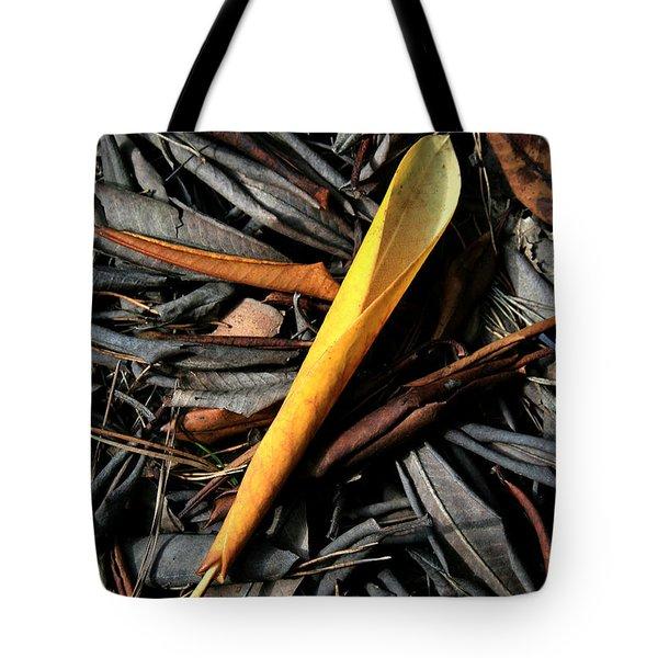 Decay Tote Bag