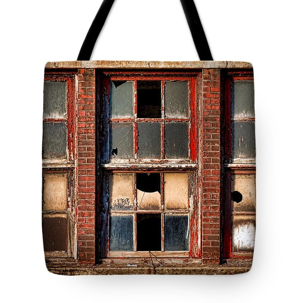Decayed Tote Bag