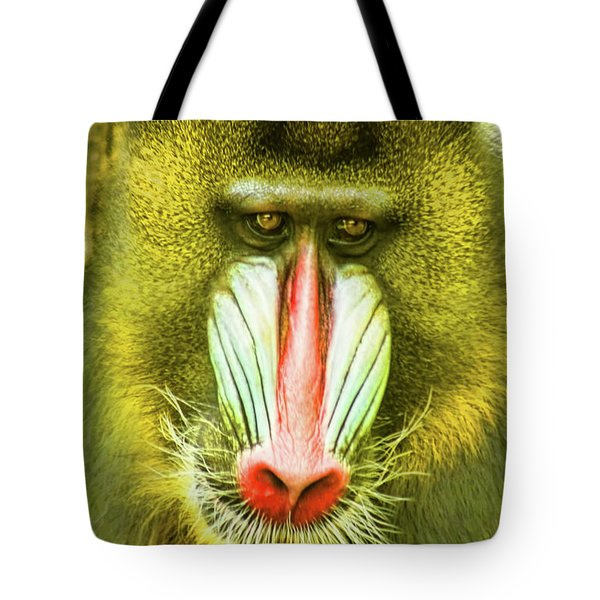 Deceiving Eye Tote Bag
