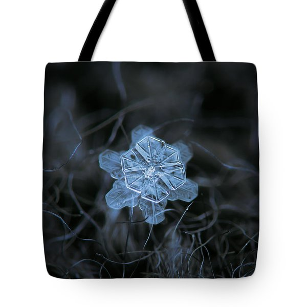 December 18 2015 - Snowflake 2 Tote Bag