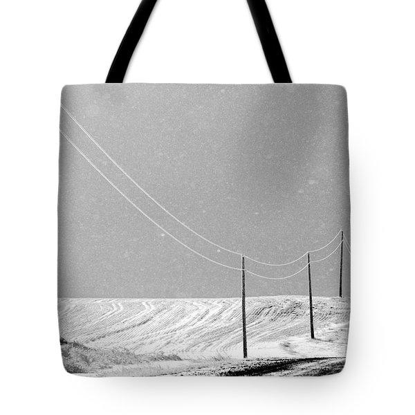 December Drive Tote Bag