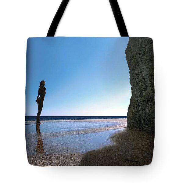 Decent Exposure Tote Bag