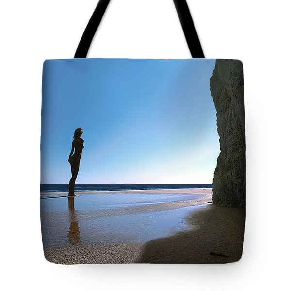 Decent Exposure Tote Bag