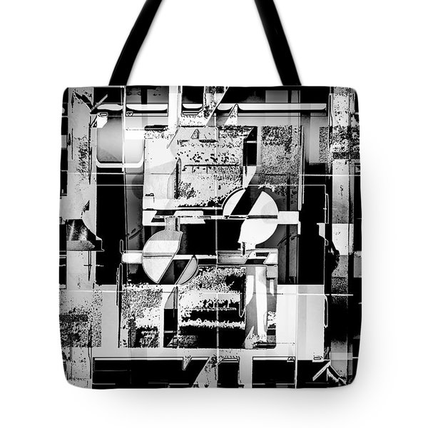 Decentralized Tote Bag