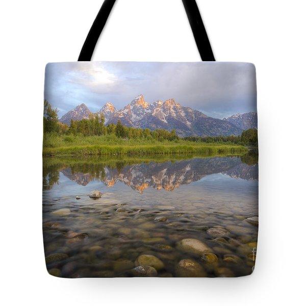 Deceptive Calm Tote Bag