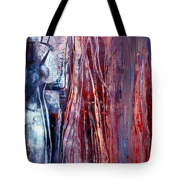 Decision Time Tote Bag by Valerie Travers