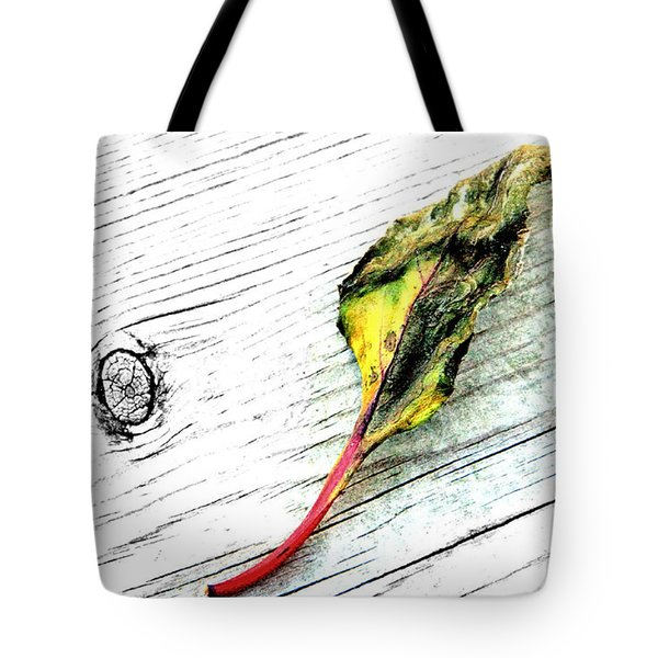 Deck Leaf Tote Bag