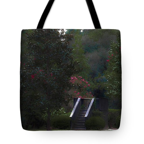 Deck Of Appeasement Tote Bag