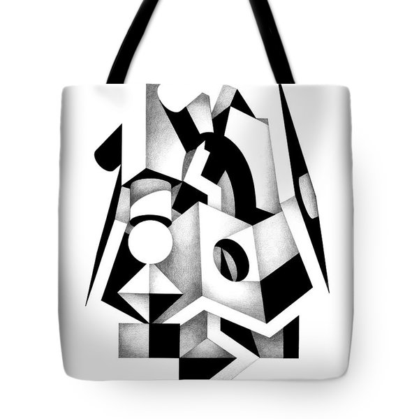 Decline And Fall 1 Tote Bag