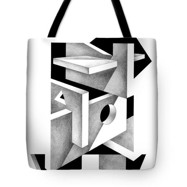 Decline And Fall 10 Tote Bag