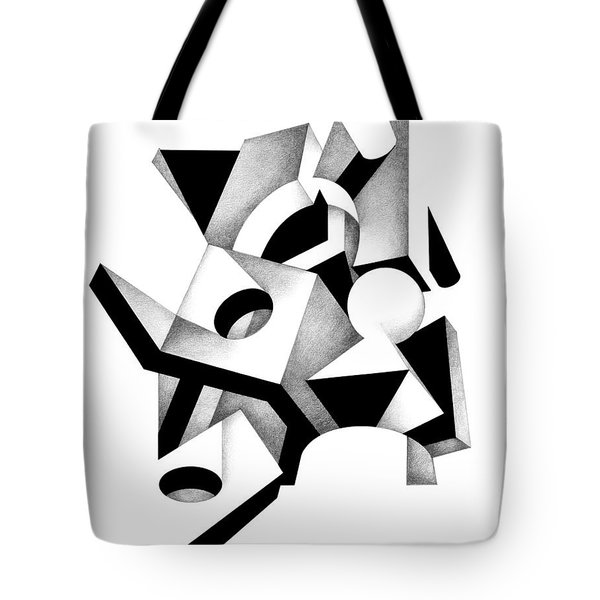 Decline And Fall 12 Tote Bag
