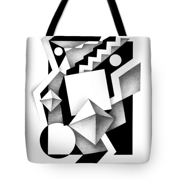 Decline And Fall 13 Tote Bag