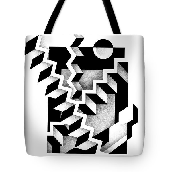 Decline And Fall 14 Tote Bag
