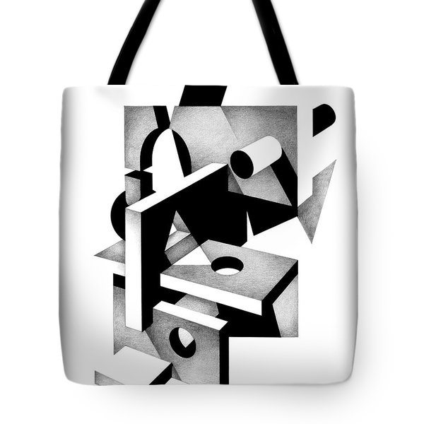 Decline And Fall 15 Tote Bag