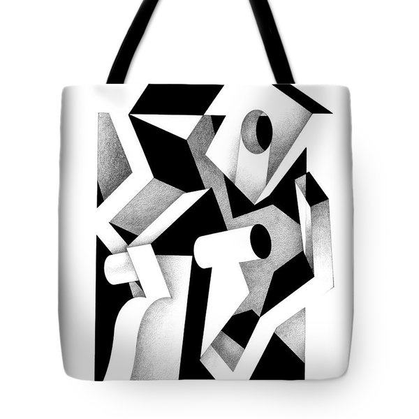 Decline And Fall 17 Tote Bag
