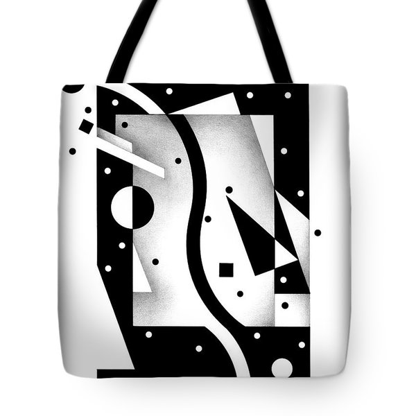 Decline And Fall 18 Tote Bag