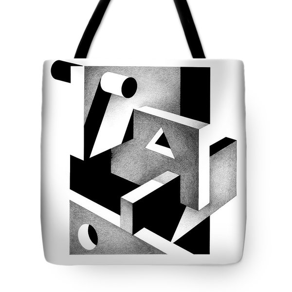 Decline And Fall 19 Tote Bag
