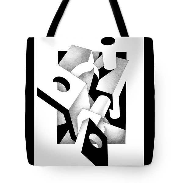Decline And Fall 2 Tote Bag