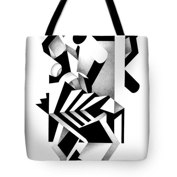 Decline And Fall 21 Tote Bag