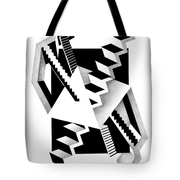 Decline And Fall 3 Tote Bag