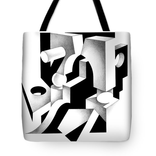 Decline And Fall 5 Tote Bag