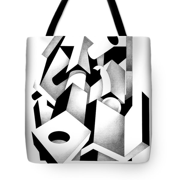 Decline And Fall 6 Tote Bag