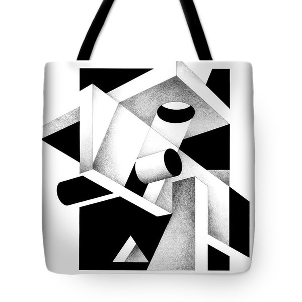 Decline And Fall 7 Tote Bag