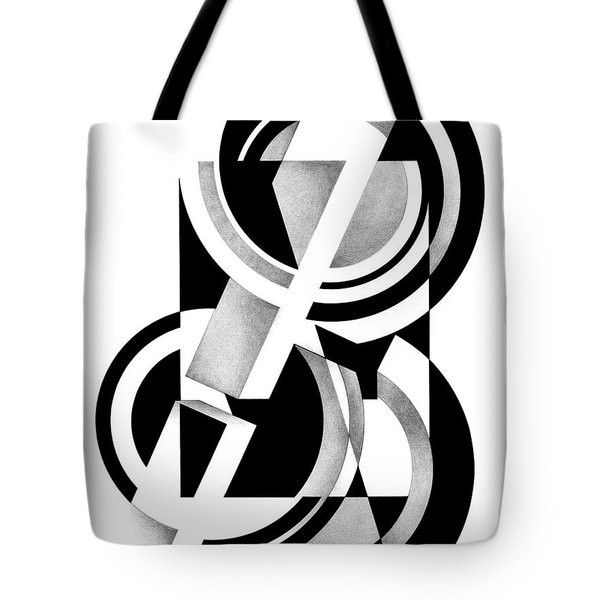 Decline And Fall 9 Tote Bag