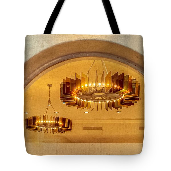 Deco Arches Tote Bag