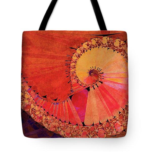 Deco Elemental Tote Bag