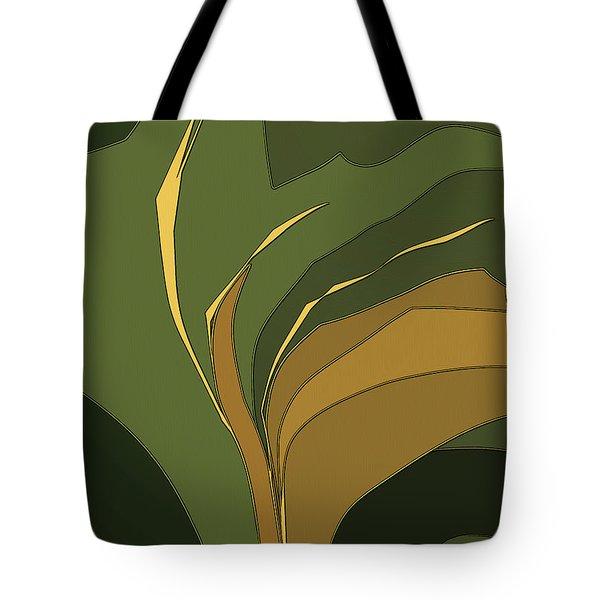 Deco Tile Tote Bag