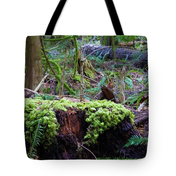 Decomposers Tote Bag