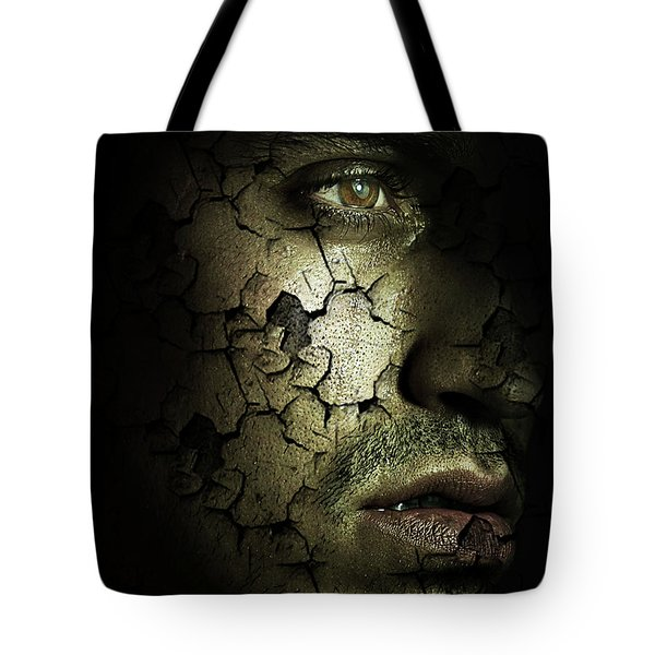 Decomposition Tote Bag