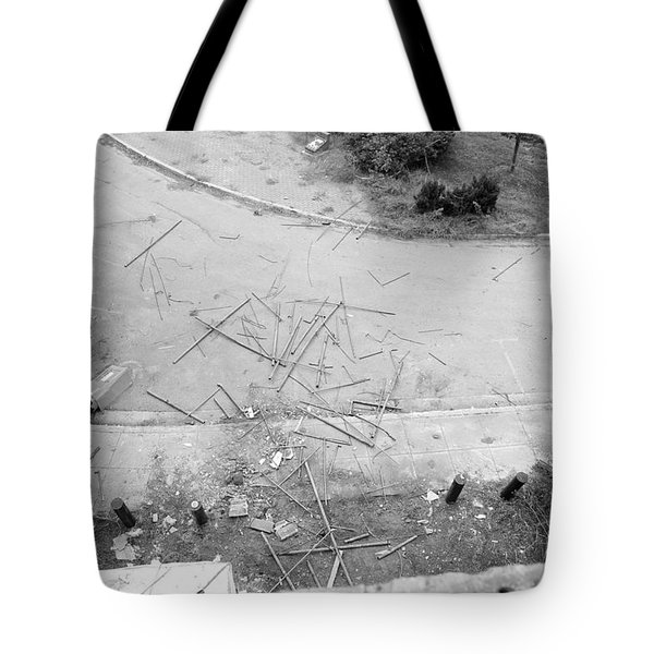 Deconstruction Tote Bag