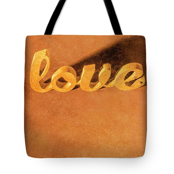 Tote Bag featuring the photograph Decorating Love by Jorgo Photography - Wall Art Gallery