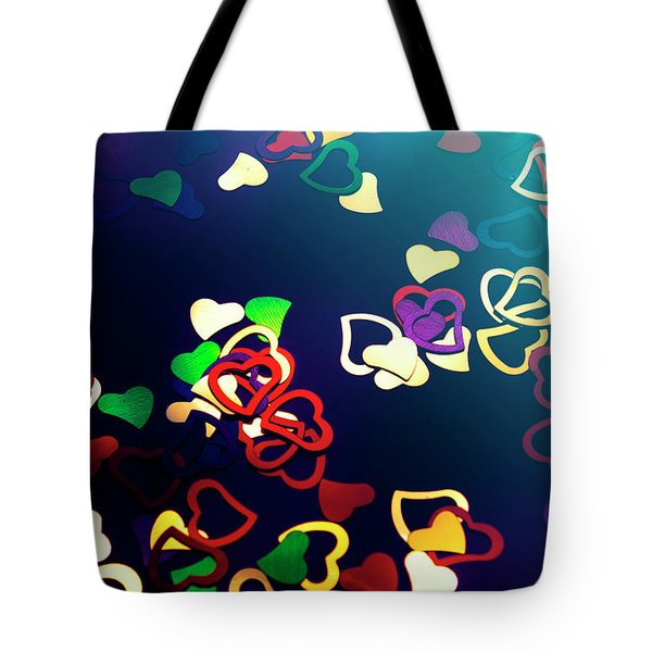 Decorations In Romance Tote Bag