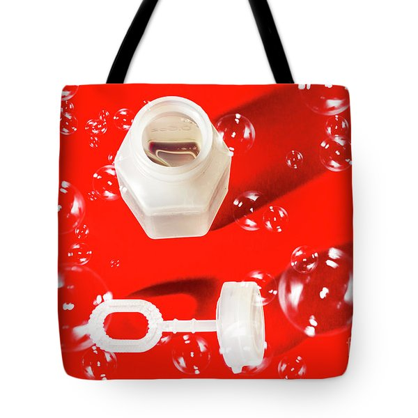 Decorative Christmas Party Tote Bag