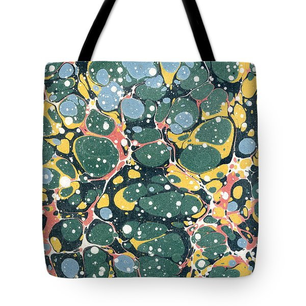 Decorative Endpaper Tote Bag