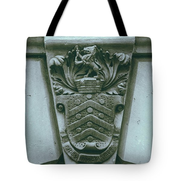 Decorative Keystone Architecture Details C Tote Bag