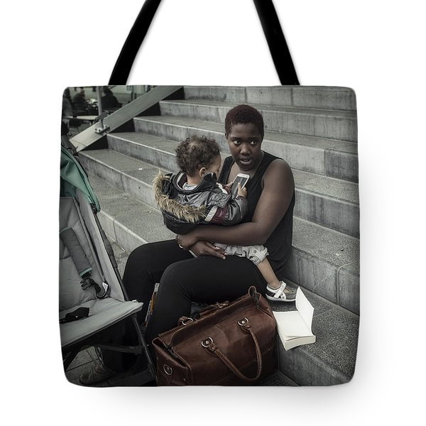 Dedication Tote Bag