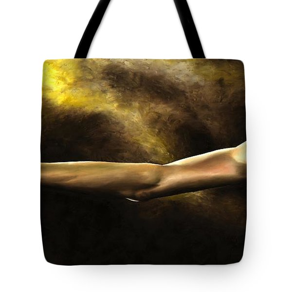 Dedication To A Performance Tote Bag by Richard Young
