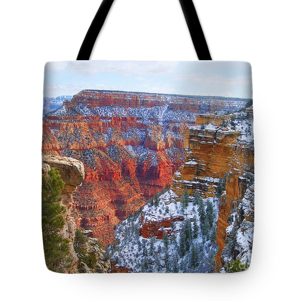 Tote Bag featuring the photograph Deep And Wide by Roberta Byram